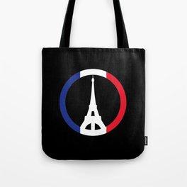 Je suis Paris Tote Bag