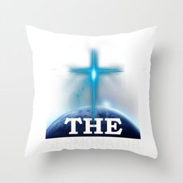 Sermonator Paster Gift for Preacher Men product Throw Pillow