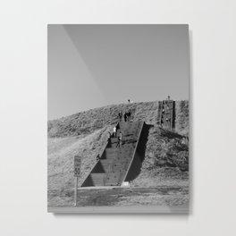 monk's mound Metal Print