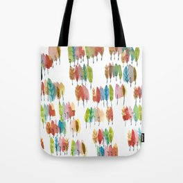 Reached for the Trees Tote Bag