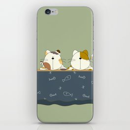 Winter of Japan  iPhone Skin