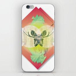 Neon Ritual iPhone Skin