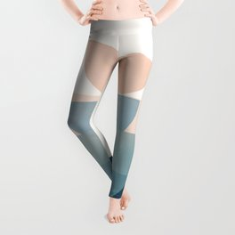 Abstract Minimal Shapes 31 Leggings