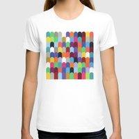 onward T-shirts featuring Onward Series: Soirée by Designer Ham