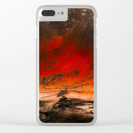 EXPLOSION - 24218/2 Clear iPhone Case