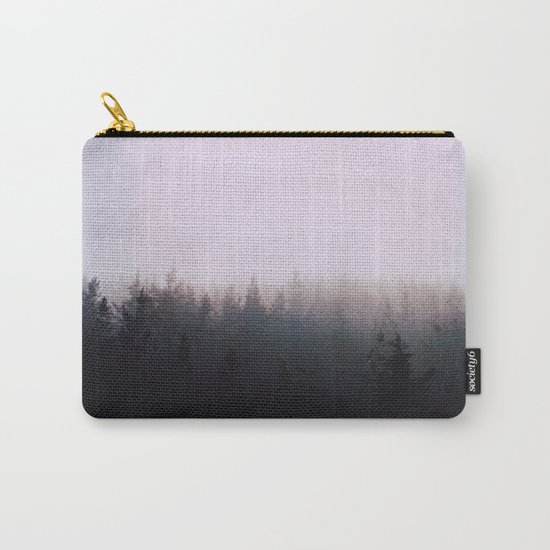 I want to be wherever you are Carry-All Pouch