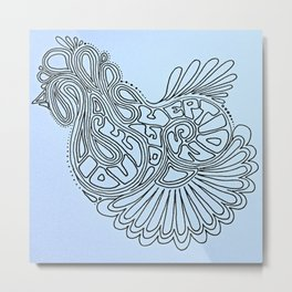 Love Deceptions Metal Print