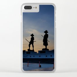 The Old Kings Clear iPhone Case