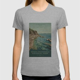 Bruce Peninsula National Park T-shirt