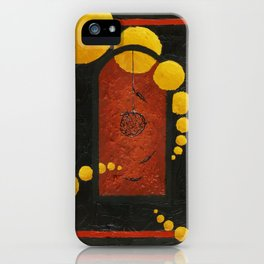 The Catcher. iPhone Case