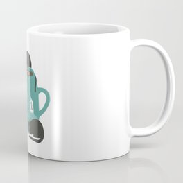 CATS + TEA Coffee Mug