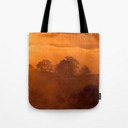 Fog 12 Tote Bag