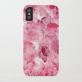 Pink Matter iPhone Case