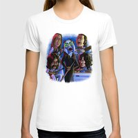 neon genesis evangelion T-shirts featuring Genesis by Justin Smith