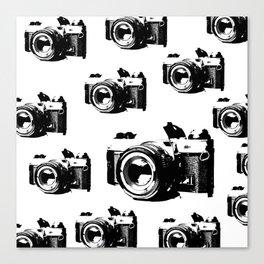Camera Zing Canvas Print