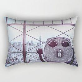Perfect New York Night - City Life Rectangular Pillow