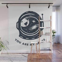 You Are My Space Wall Mural