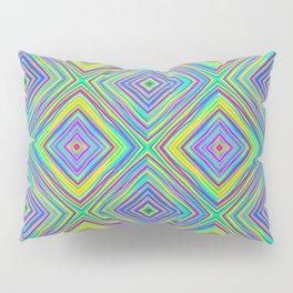 Crazy Squares (2018) Pillow Sham