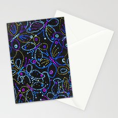 Aborigène butterfly Stationery Cards