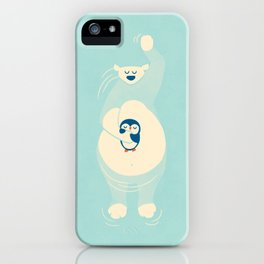 Floating... iPhone Case