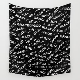 Grace of God Wall Tapestry