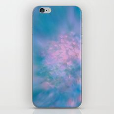IN THE CLOUDS iPhone & iPod Skin