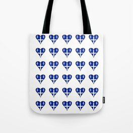 Flag of quebec heart– Canada, montreal,Saint Laurent,Quebecois,belle province, trois rivières. Tote Bag