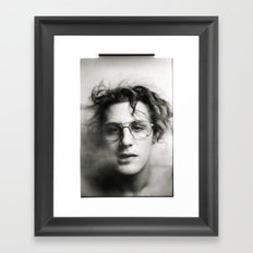 Sam  Framed Art Print