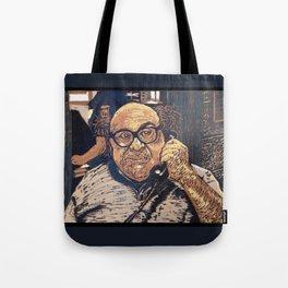 Danny Devito Reduction Print Tote Bag