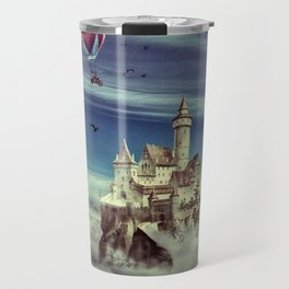 Laputa - Castle in the Sky Travel Mug