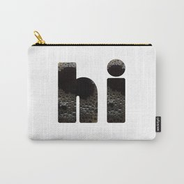 hi coffee Carry-All Pouch