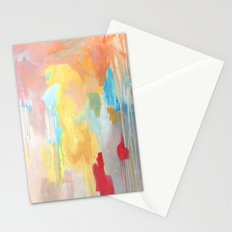 Abstract Study Stationery Cards