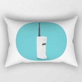 Motorola Dynatac Rectangular Pillow