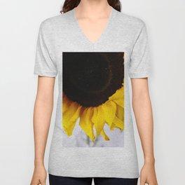 sun-flower Unisex V-Neck
