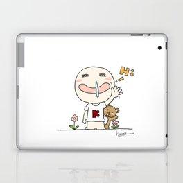 K Young-HI Laptop & iPad Skin