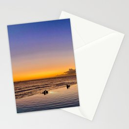 On the Edge of Paradise Stationery Cards