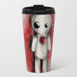 Halloween Theme [Voodoo Doll] Travel Mug
