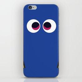 PIXAR CHARACTER POSTER - Dory 2 - Finding Nemo iPhone Skin