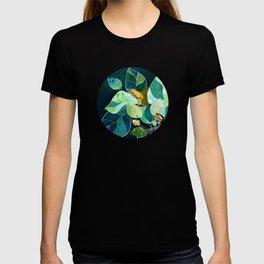 Indigo Plant I T-shirt