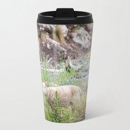 Lamb in Flea Bay. New Zealand Travel Mug
