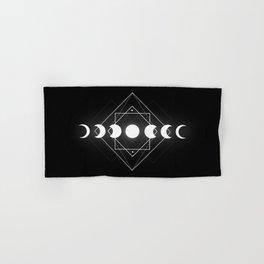 Moon Phases Hand & Bath Towel