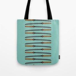 Pop Katana Tote Bag