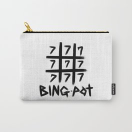 Bing-pot Carry-All Pouch