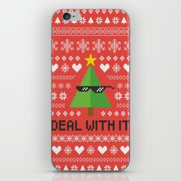 Deal with It. iPhone Skin