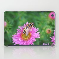 bee iPad Cases featuring bee by  Agostino Lo Coco