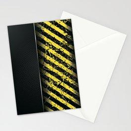 Danger V Stationery Cards