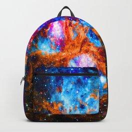Cosmic Winter Wonderland Backpack