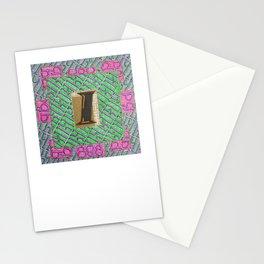 Alpha-Numero: I Stationery Cards