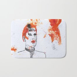 Columbia, The Rocky Horror Picture Show Bath Mat