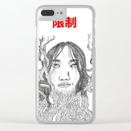 Restriction Clear iPhone Case